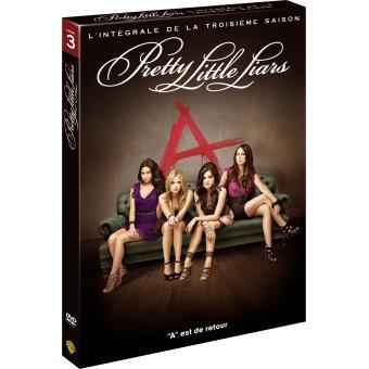 Pretty Little LiarsCoffret intégral de la Saison 3 DVD