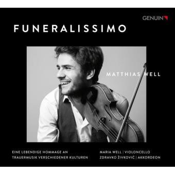 Funeralissimo/musique funeraire du monde