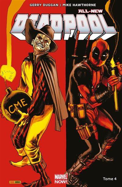 All-New Deadpool T04 - Civil War II - 9782809475722 - 10,99 €
