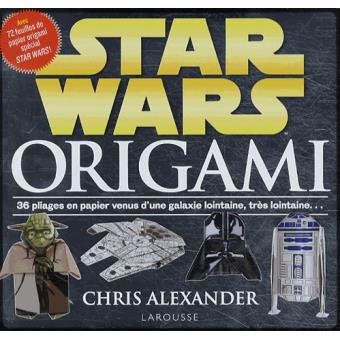 Star Wars Star Wars Origami