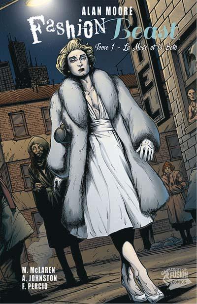 Fashion beast - La mode et la bete Tome 01 : Fashion Beast
