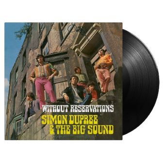WITHOUT RESERVATIONS/LP
