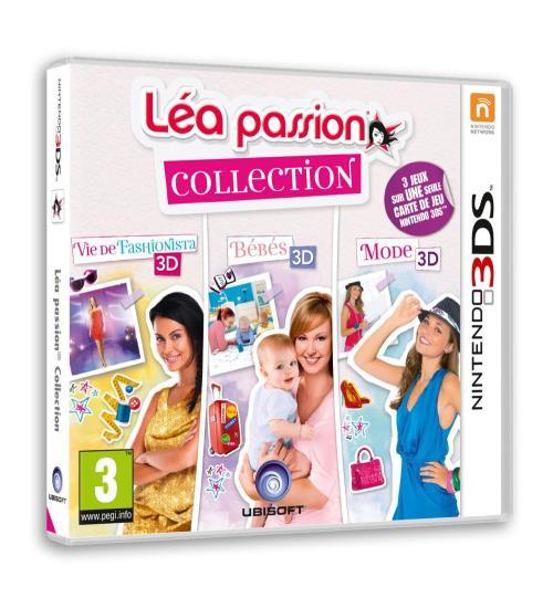 Lea Passion Collection 3DS