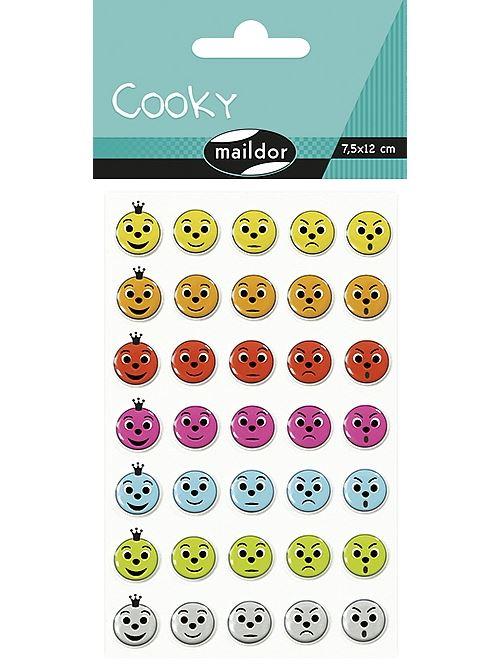 Stickers Maildor Cooky Appréciations