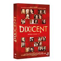 Coffret Dix pour cent Saisons 1 à 3 DVD
