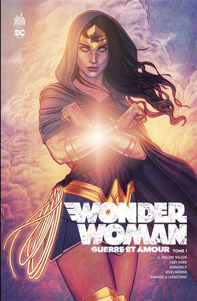 Wonder Woman Guerre & Amour