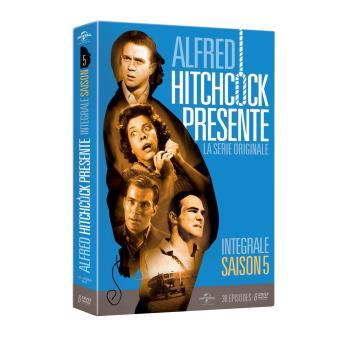 Alfred Hitchcock présenteALFRED HITCHCOCK PRESENTE S5-FR