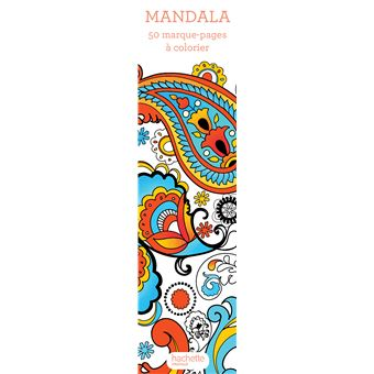 Marque Pages Mandala