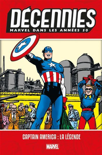 Décennies : Marvel dans les Années 50