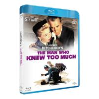 L'homme qui en savait trop (1956) Blu-Ray