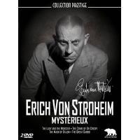 Erich Von Stroheim Mystérieux : L'homme que vous aimerez haïr - Coffret 2 DVD