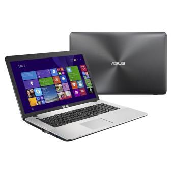 pc portable asus r752lb ty091t 17 3 windows 10 ordinateur portable achat prix fnac. Black Bedroom Furniture Sets. Home Design Ideas