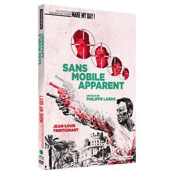 Sans mobile apparent Combo Blu-ray DVD