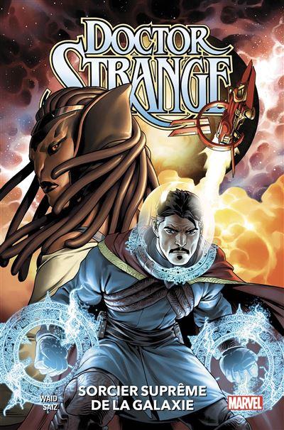 Doctor Strange T01: Sorcier suprême de la Galaxie
