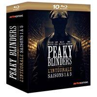 Coffret Peaky Blinders Saisons 1 à 5 Blu-ray