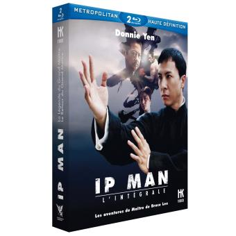 Ip ManCoffret Ip Man 1 et 2 Blu-ray
