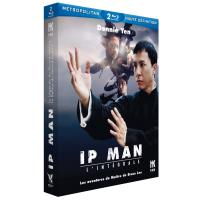 Coffret Ip Man 1 et 2 Blu-ray