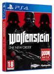 Wolfenstein The New Order PS4