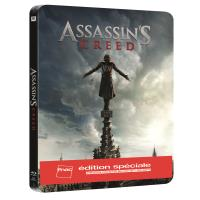 Assassin's Creed Edition spéciale Fnac Steelbook Blu-ray 3D + 2D