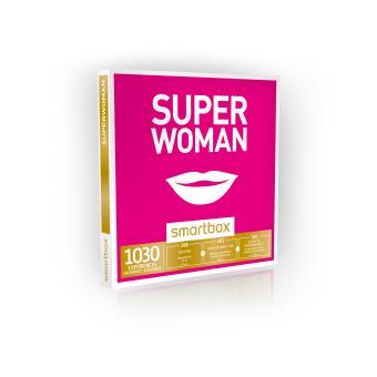 Coffret cadeau Smartbox Superwoman