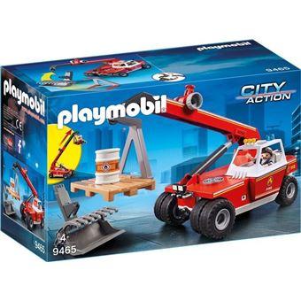 Playmobil City Action - Brandweer hoogtewerker 9465