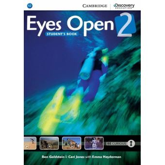 EYES OPEN 2 - STUDENT BOOK