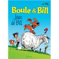 Boule et Bill - Jeux de Bill (Opé été 2020)