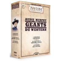 Coffret Les géants du western DVD