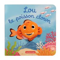 Lou, le poisson clown