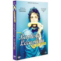 Baptiste Lecaplain se tape l'affiche DVD