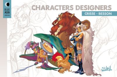 Crisse Characters designers