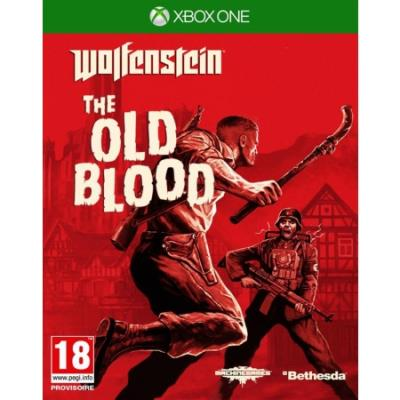 Wolfenstein The Old Blood Xbox One