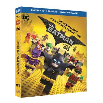 Lego Batman Le film Blu-ray 3D + 2D