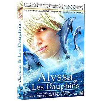 Alyssa et les Dauphins DVD