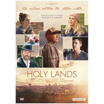 Holy Lands DVD