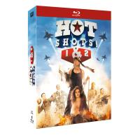 Coffret Hot shots et Hot shots 2 Blu-ray