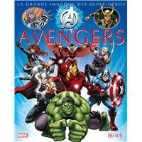 La grande imagerie Avengers