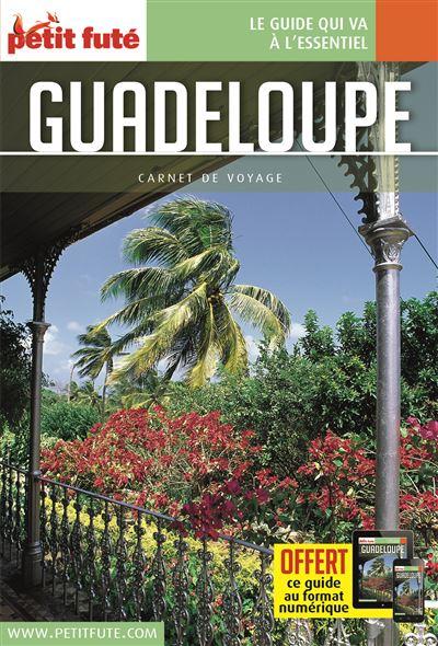 Guadeloupe 2017 carnet petit fute + offre num
