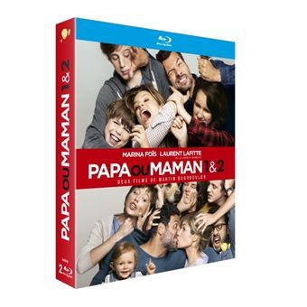 Papa ou MamanCoffret Papa ou maman Blu-ray