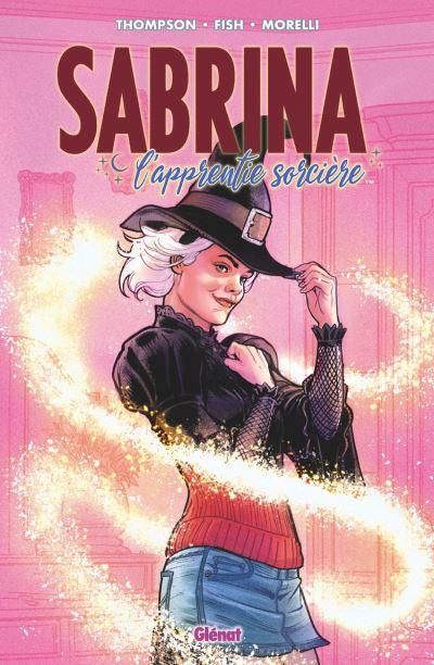 Sabrina L'apprentie sorcière - Tome 01 - L'apprentie sorcière - 9782331048197 - 10,99 €
