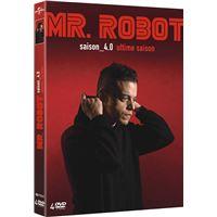 Mr Robot Saison 4 DVD