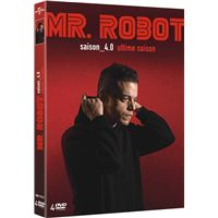 Mr Robot Saison 4 DVD