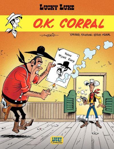 Lucky Luke - tome 36 - O.K. Corral - 9782884717120 - 5,99 €