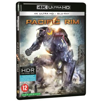Pacific Rim SeriesPACIFIC RIM-BIL-BLURAY 4K