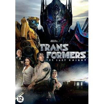 TRANSFORMERS 5:THE LAST KNIGHT-BIL