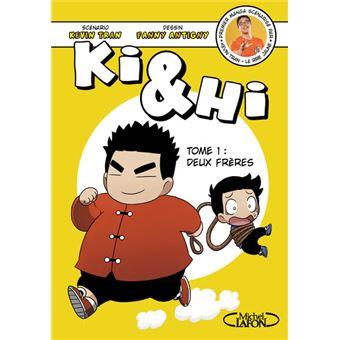 Ki et HiDeux frères