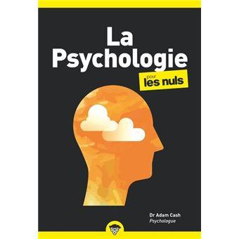 Pour les nulsPsychologie Poche Pour les nuls