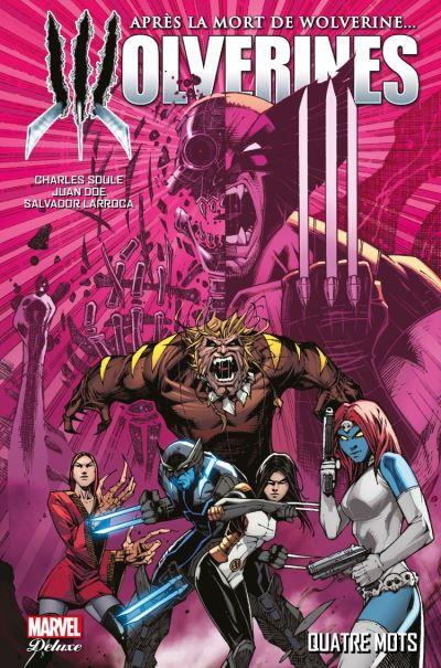 Wolverines T01 - Quatre mots - 9782809482553 - 21,99 €