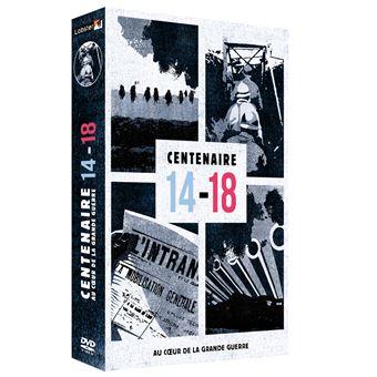 Coffret Centenaire 14-18 DVD
