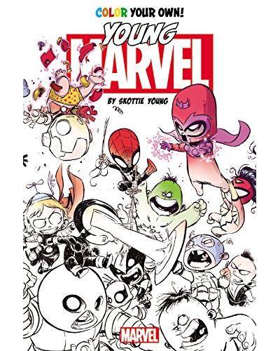 Marvel Classic -  : Color you own Little Marvel